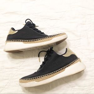 Michael Kors | Finch Canvas&Leather LaceUp Sneaker